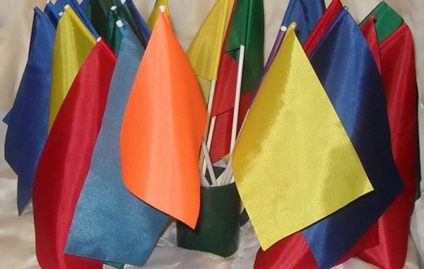Флаги расцвечивания/флажковые гирлянды